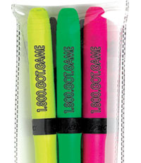 bic brite liner grip 3 pack highlighter