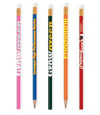 personalized bic pencil solids