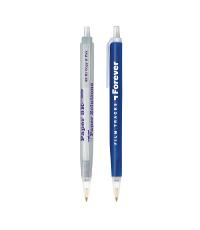 personalized bic tri stic clear pen