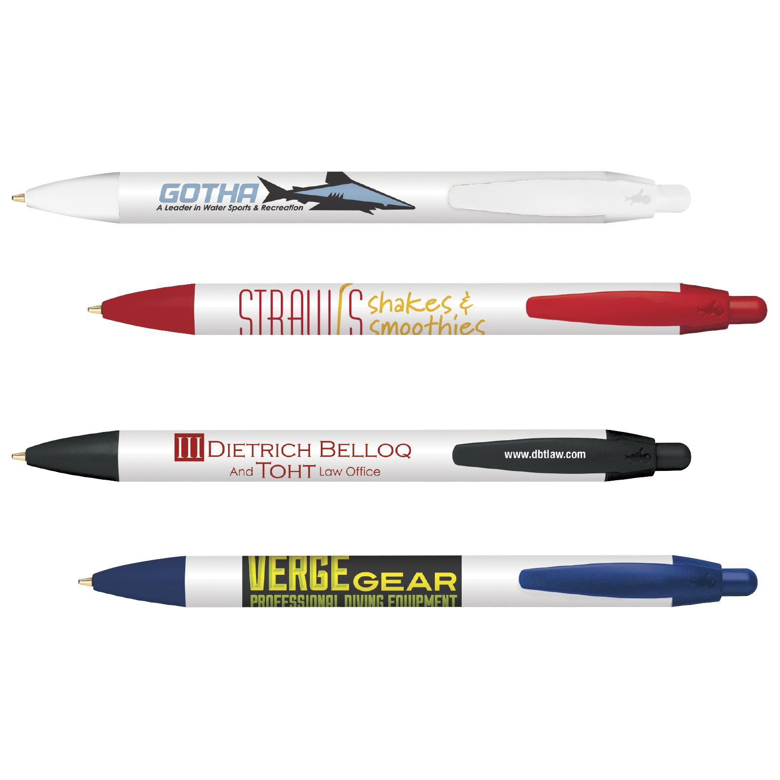 promotional bic widebody value pen