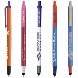 promotional bic clic stic stylus pen