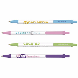 bic clic stic fashion retractable pen